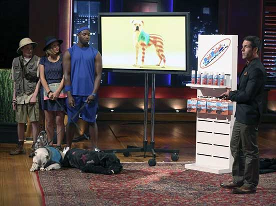 Pet Paint on Shark Tank