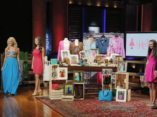 The Red Dress Boutique on Shark Tank