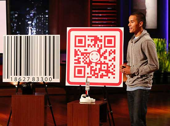 Scan.Me on Shark Tank