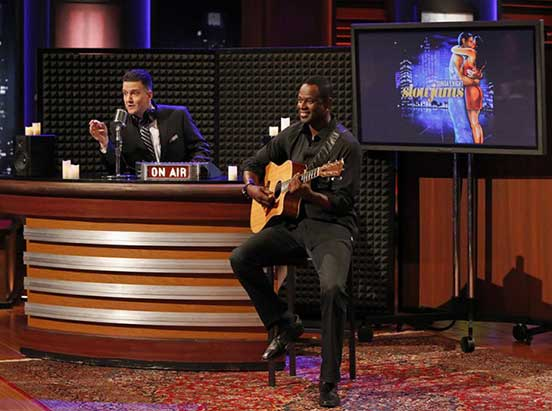 Sunday Night Slow Jams on Shark Tank