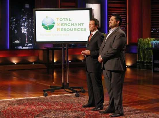 Total Merchant Resources on Shark Tank