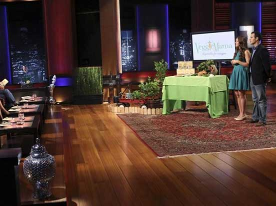 Veggie Mama on Shark Tank