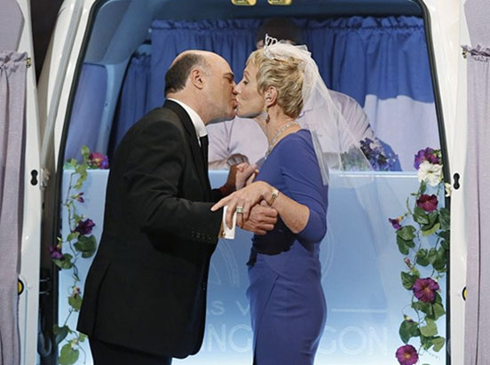 Wedding Wagon on Shark Tank